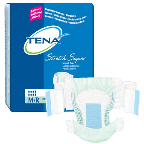 Tena Stretch Super Briefs