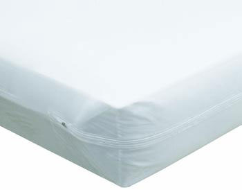 Zippered Vinyl Mattress Protector