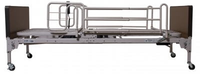 Liberty Full Length Bed Rail  on Patriot Bed