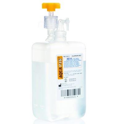 Aquapack Prefilled Humidifiers 650ml