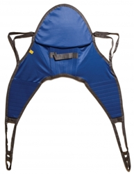 Hoyer Compatible Padded Slings with Head Support