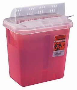 SharpStar In-Room Sharps Containers