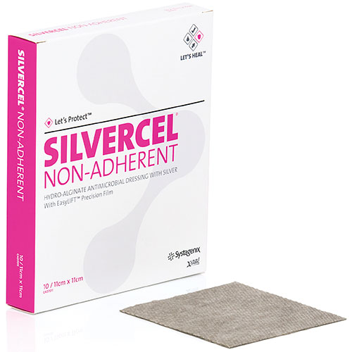 Silvercel Non-Adherent Dressing