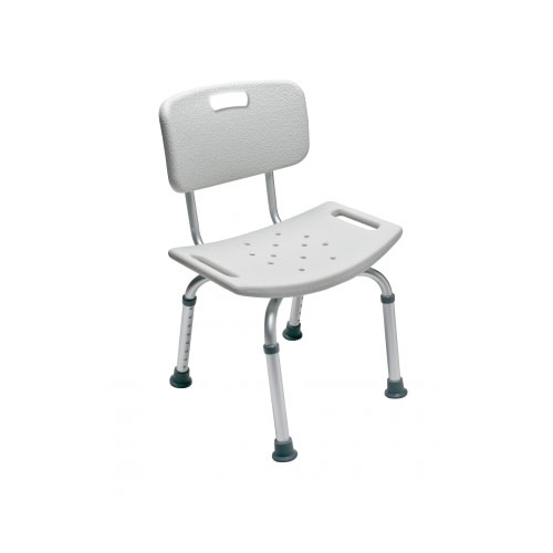 Bath Seat with Backrest