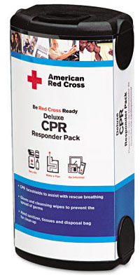 Deluxe CPR Responder Packs