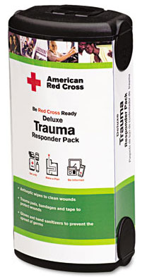 Deluxe Trauma Responder Pack