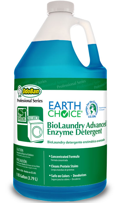 Earth Choice BioLaundry Gallon 4/cs