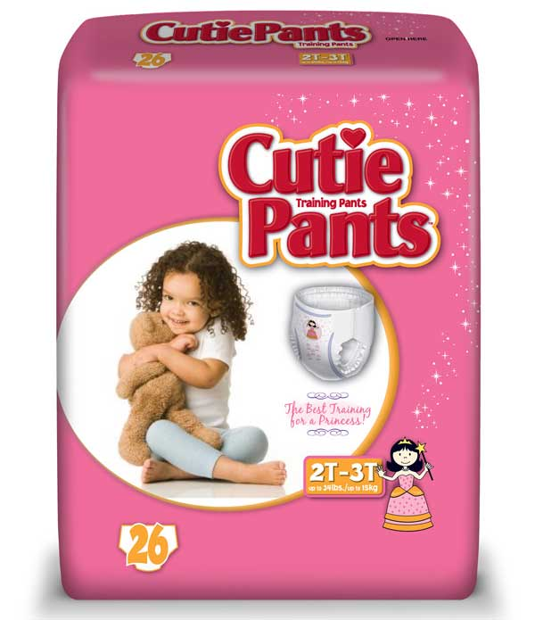 Cutie Pants for Girls