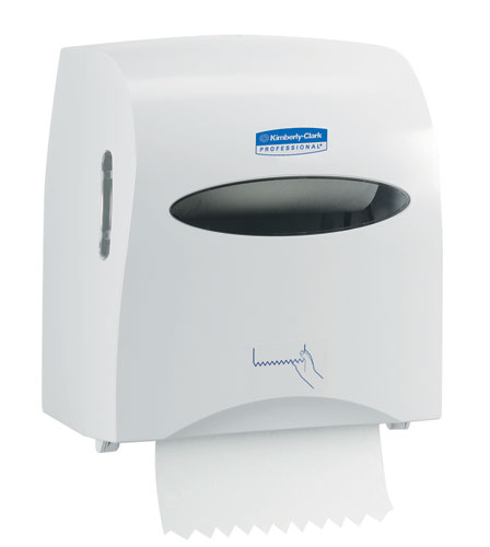 Scott Slimroll Hard Roll Towel Dispenser White