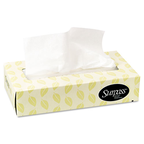 Surpass Facial Tissue