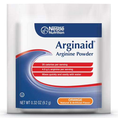 Arginaid Arginine Powder Orange