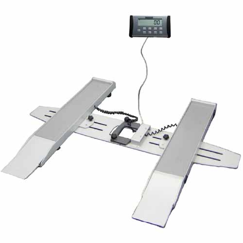 Digital Portable Wheelchair Scale