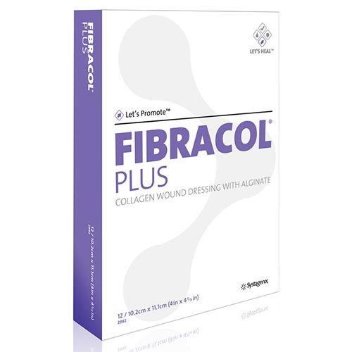 Fibracol Plus Dressing