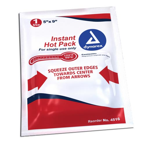 Instant Hot Packs