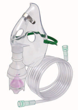 Nebulizer Mask Style with Tubing