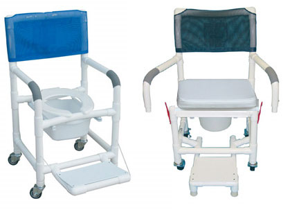 Some Options for MJM Shower Chairs