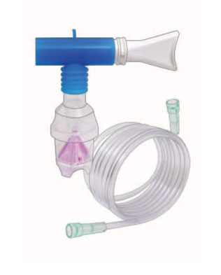Nebulizer Mouthpiece Style with Tubing