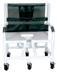 PVC Bariatric Shower Chair