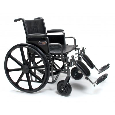 Traveler HD Bariatric Wheelchair