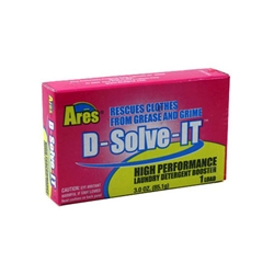 D-Solvit-It Laundry Detergent Booster 3 oz.