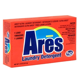 Ares Laundry Powder HE 1.9 oz - Coin Vend