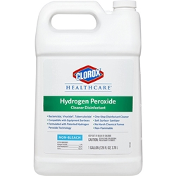 Clorox Healthcare Hydrogen Peroxide Cleaner Disinfectant