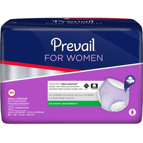 Prevail for Women Small/Medium