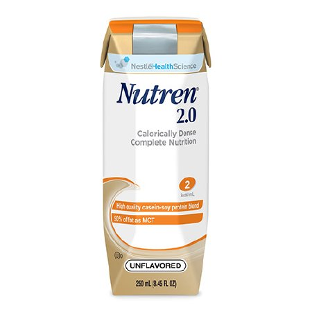 Nutren 2.0 8.45 oz 24/case Nutren 2.0 Nutritional Supplement